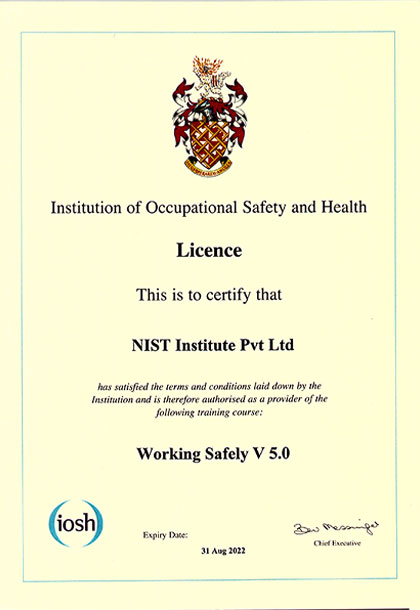 IOSH-Working-Safely_License
