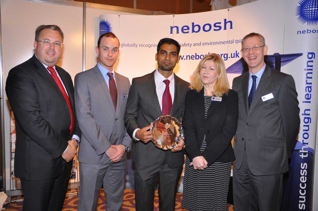 20000th NEBOSH Candidate From NIST