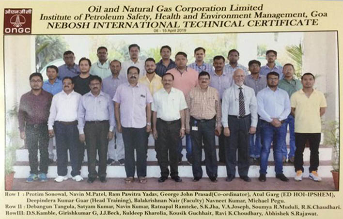 ONGC IOGC Group Photo