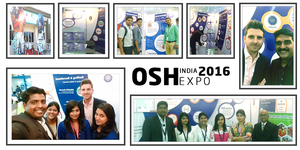 OSH INDIA 2016 - Exhibition Cum Conference - Chennai