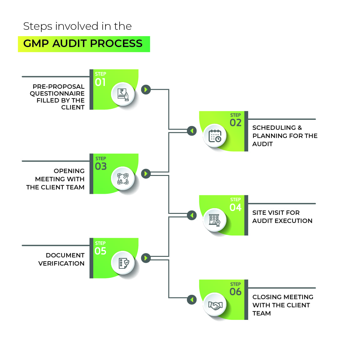 the-various-steps-involved-in-the-gmp-audit-process
